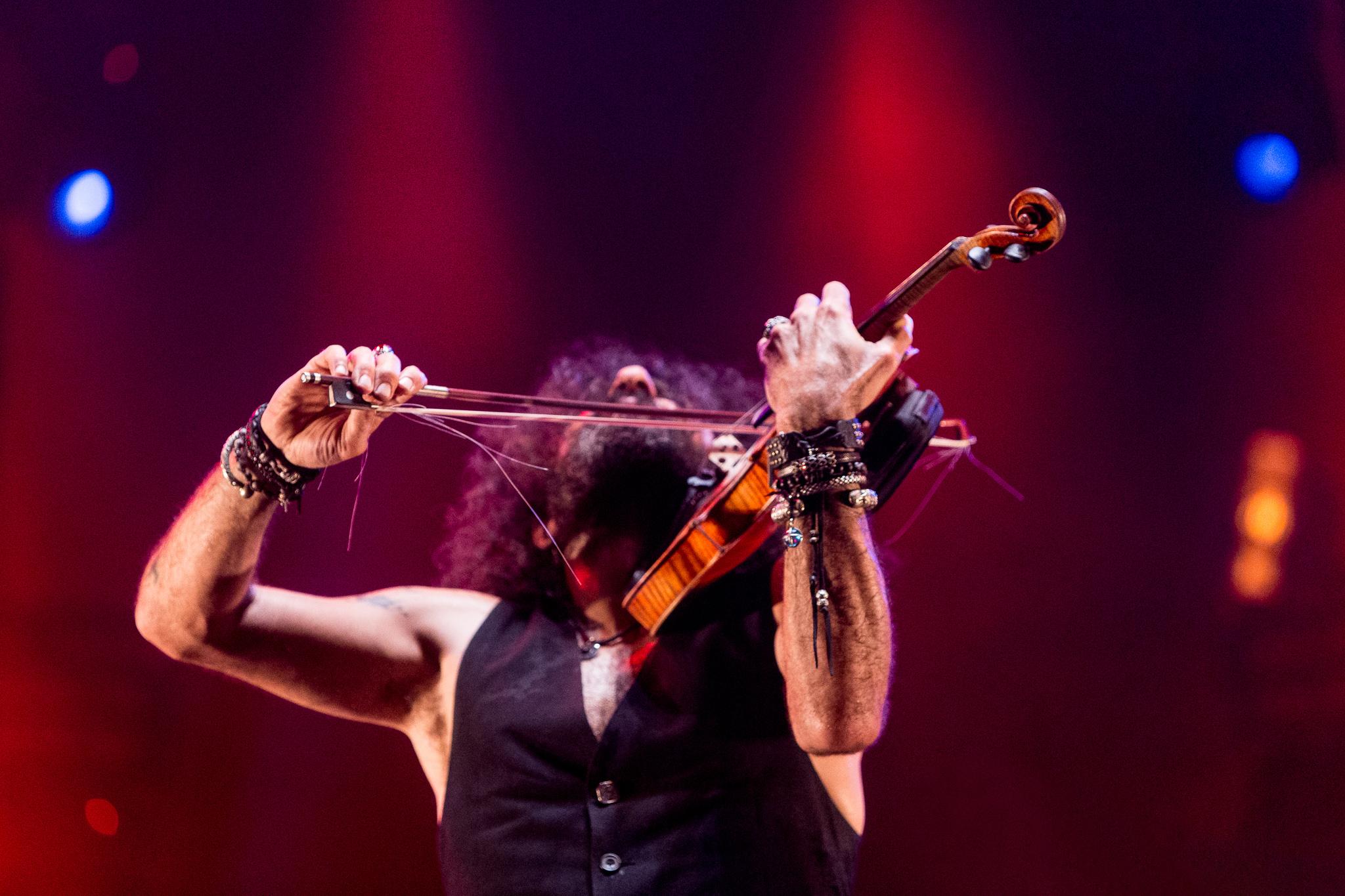 Ara Malikian - The Incredible World Tour of Violin - 2018